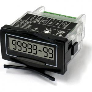 7511 HV elektronischer batteriebetriebener Betriebsstundenzähler