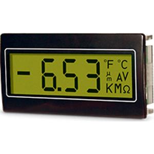 DPM952 digitales Einbauinstrument 200 mV